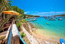 Palmizana Turquoise Beach On P...