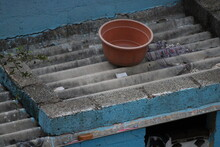 Pots On The Roof