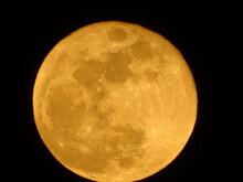 Mond, Nacht, Himmel, Komplett,...