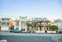 Seaside Houses With A Car Park...