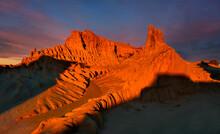 Outback Landforms Sculpted Ove...
