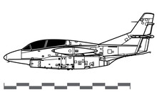North American T-2 Buckeye. Ve...
