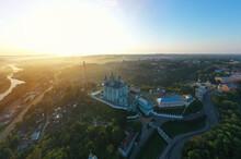 Aerial View Of Uspenskiy Cathe...