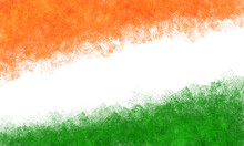 Hi-res Indian Flag Background ...