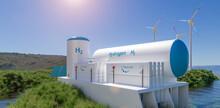 Hydrogen Renewable Energy Prod...