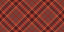 Tartan Pattern Plaid Textile S...