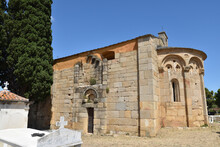 Eglise Romane San Pietro Et San Paolo De Lumio, Corse