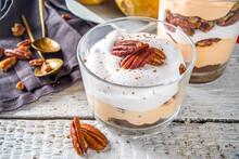 Autumn Trifle Dessert