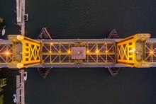 Sacramento Tower Bridge  Calif...