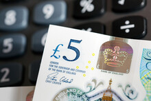 British Currency. The New UK P...