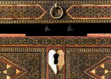 Old Khatam Box Closeup