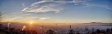 Zurich Sunrise Panorama