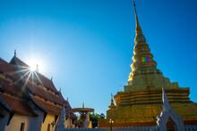 Wat Phra That Chae Haeng, Nan Province, Thailand
