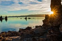Tufa Towers At Sunrise, South ...