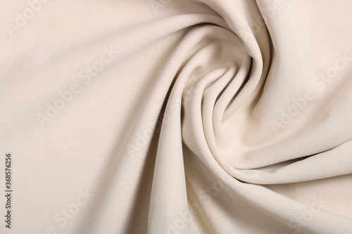 Soft ice silk clothing material fabric Billede på lærred