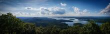 View From Pinnacle Mountain, Arkansas.
