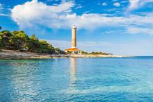 Lighthouse Of Veli Rat On The ...