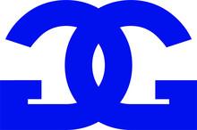 G&G Joint Logo Icon, GG Letter Logo