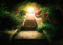 Escaleras Hacia La Luz