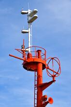 Maritime Beacon Starboard
