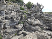 Rochers Sculptés D'Etretat