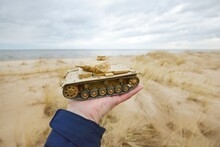 German WWII Panzer III Scale M...