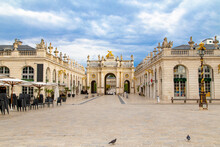Nancy, Place Stanislas , Frank...