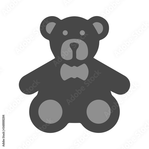 teddy bear on white background #368888284