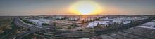 Panorámica Huelva