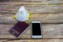 Travel Photo, Passport And Med...
