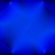 canvas print picture - abstract bright dark blue background texture for web or design
