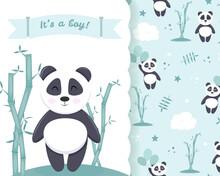 Baby Shower Invitation Banner For Boy