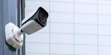 Surveillance Camera Located On...