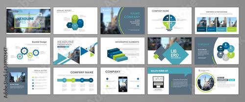 Fotografia, Obraz Presentation flyer concept
