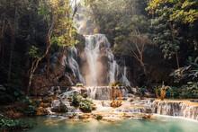 Asian Waterfall