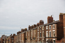 Row Of Terraced Flats