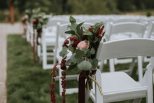 Seating At Wedding Ceremony