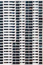Modern Facade Of A Building Fu...