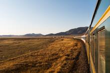Photo Of The Mongolian Landsca...