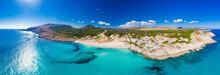 Beautiful Sandy Beach Of Cala ...