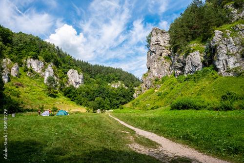 dolina kobylańska, jura, kraków, małopolska