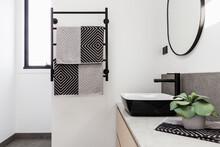 Ensuite Towel Rail