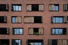 Urban Apartment Block