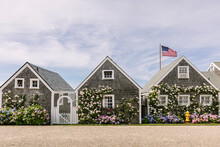 Seaside Cottages And American ...