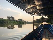 River Boat Float