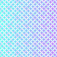 A Bright Pattern With Many Cir...