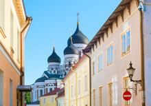 Alexander Nevsky Cathedral Str...