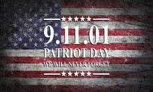 Patriot Day Of USA Background ...