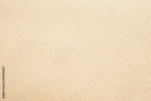 recycle kraft paper cardboard surface texture background Fotobehang