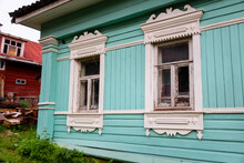 Russian Traditional Wooden Hou...